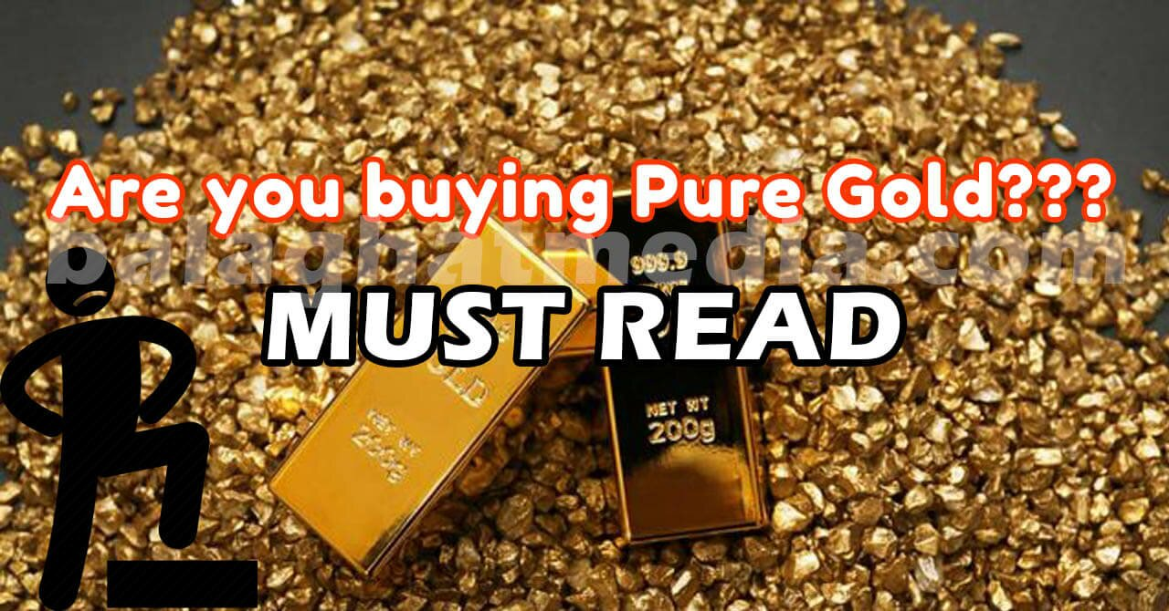 How to buy pure gold