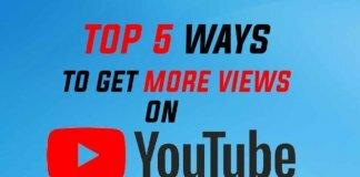 top 5 ways to get more views