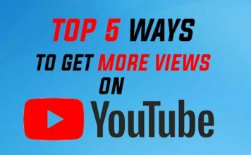top 5 ways to get more views